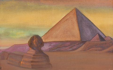 roerich-egypt