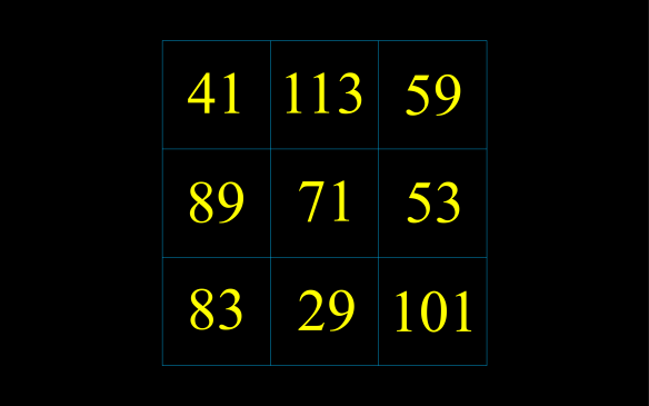 magic-square-primes
