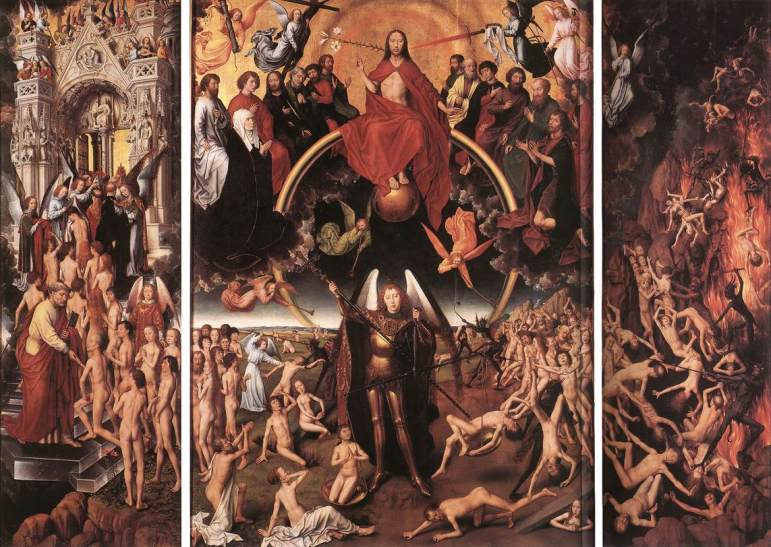 The-Last-Judgment-Hans-Memling