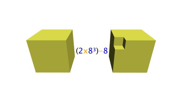 Two_cubes_2x8x8x8-8_Mensajero