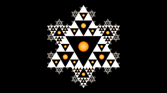 Este_es_mi_copo_de_nieve__Sierpinski_Koch_fractal__Snowflake_8x8x13